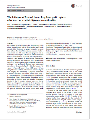 the-influence-of-femoral-tunnel-lenght
