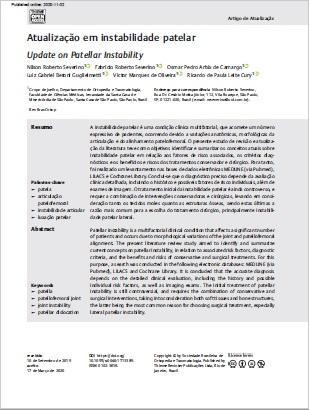 atualização em instabilidade patelar